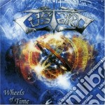 Custard - Wheels Of Time cd musicale di CUSTARD