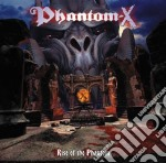 Phantom-x - Rise Of The Phantom cd musicale di PHANTOM-X