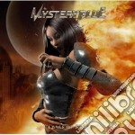 Mystery Blue - Claws Of Steel cd musicale di Blue Mystery