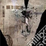 CD - RISE TO ADDICTION - A NEW SHADE OF BLACK FOR THE SOUL cd musicale di RISE TO ADDICTION