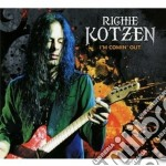 Richie Kotzen - I'm Comin' Out cd musicale di Richie Kotzen