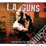 Lost in the city of angels cd musicale di Guns L.a.