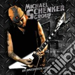 By invitation only cd musicale di Michael gr Schenker