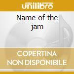 Name of the jam cd musicale di Danzel