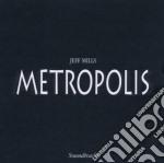 METROPOLIS                                cd musicale di Jeff Mills