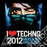 Erol Alkan - I Love Techno 2012 cd musicale di Erol Alkan