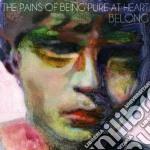 (LP VINILE) Belong lp vinile di THE PAINS OF BEING P