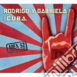 Area 52 cd musicale di Rodrigo y gabriela a