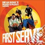De La Soul - Plug 1 & Plug 2 Present First Serve cd musicale di De la soul
