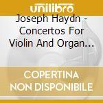 Concertos cd musicale di Joseph Haydn