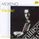 ELECTRIC! cd musicale di MORENO