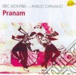 Pranam cd musicale di Montbel/anello Eric