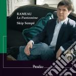 La pantomime (pi�ces de clavecin) cd musicale di Rameau jean philippe