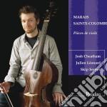 Pi�ces de viole (selezione) cd musicale di Marin Marais