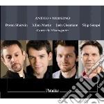 Antico moderno - madrigali rinascimental cd musicale di Miscellanee