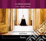 La belle danse cd musicale di Miscellanee