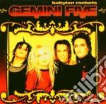 Gemini Five - Babylon Rockets cd musicale