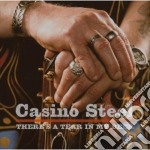 Casino Steel - There's A Tear In My Beer cd musicale di Steel Casino