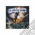 Gemini Five - Sex Drugs Anarchy cd musicale di Five Gemini