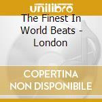 Jazzmine pres london 4 cd musicale di Artisti Vari