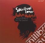 SPIRITUAL LOVER                           cd musicale di JOHN HEBERT TRIO