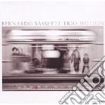 Bernardo Sassetti Trio - Motion cd musicale di BERNARDO SASSETTI TR