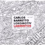 Carlos Barretto Loko - Labirintos cd musicale di CARLOS BARRETTO LOKO