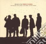 TWINES OF COLESION                        cd musicale di Michael Attias