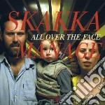 (LP VINILE) ALL OVER THE FACE lp vinile di SKAKKAMANAGE