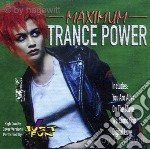 Trance power cd musicale di Artisti Vari