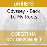 Back to my roots cd musicale
