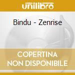 ZENRISE cd musicale di BINDU