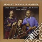 MOZART WIENERSONATE cd musicale di BASTIAN / BIRKELUND