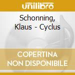 CYCLUS cd musicale di Klaus Schonning