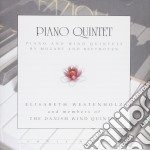 PIANO QUINTET cd musicale di DANISH WIND QUINTET