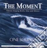 ONE SOUND cd musicale di Moment The