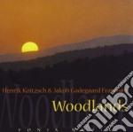 WOODLANDS cd musicale di Henrik Koitzsch