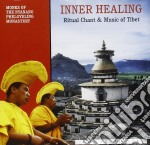 INNER HEALING - RITUAL CHANT & MUSIC cd musicale di MONKS OF NYANANG PHE