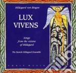 LUX VIVIENS cd musicale di DANISH HILDEGARD ENSEMBLE