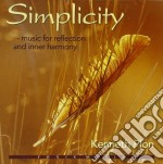 Plon Kenneth - Simplicity cd musicale di Kenneth Plon
