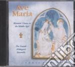 Danish Hildegard Ens - Ave Maria - Monastic Chants cd musicale di DANISH HILDEGARD ENS