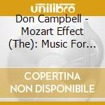 Mozart Effect - Music For Moms & Moms-To-Be cd musicale di ARTISTI VARI