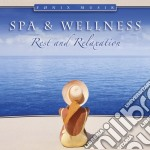REST AND RELAXATION cd musicale di SPA & WELLNESS