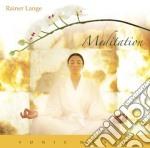 Lange Reiner - Meditation cd musicale di Reiner Lange