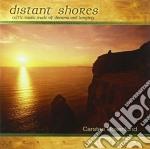 DISTANT SHORES cd musicale di Carsten Rosenlund