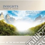 INSIGHTS                                  cd musicale di SAUER FRANK H.