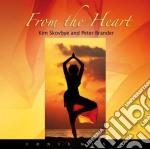 FROM THE HEART                            cd musicale di SKOVBYE / BRANDER