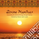 DIVINE MANTRAS                            cd musicale di GUTTHI VIDWAN SATISH