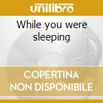 While you were sleeping cd musicale di Opiate