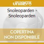 S/t cd musicale di Snoleoparden